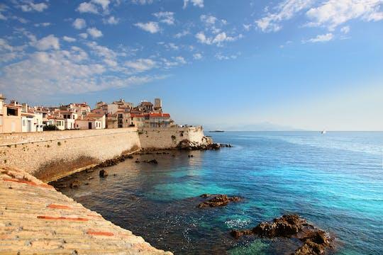 Tour privato di mezza giornata a Cannes, Antibes e St Paul de Vence