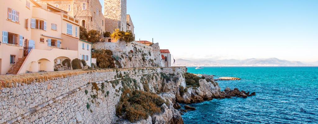 Cannes, Antibes and Saint Paul de Vence shared tour from Nice