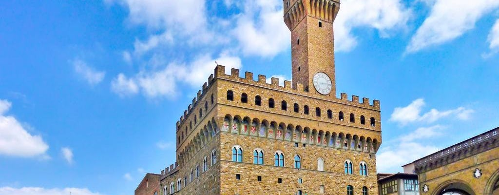 Visita guiada semiprivada al Palazzo Vecchio