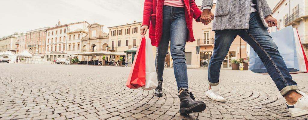 Частная роскошные шопинг-тур в Рим