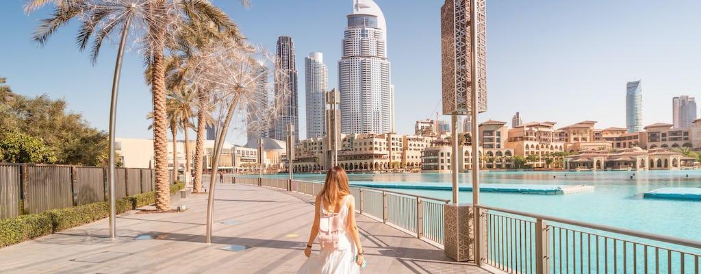 Wynajmij prywatnego przewodnika na jeden dzień w Dubaju