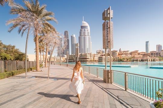 Huur een privégids voor een dagje uit in Dubai