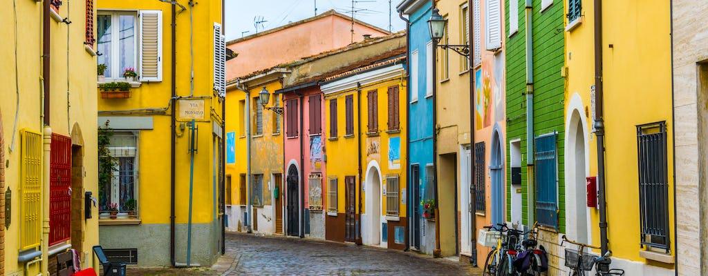 Visite privée à pied de Rimini
