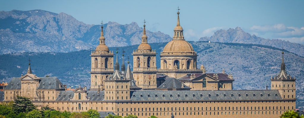 El Escorial and Valle de los Caídos guided tour