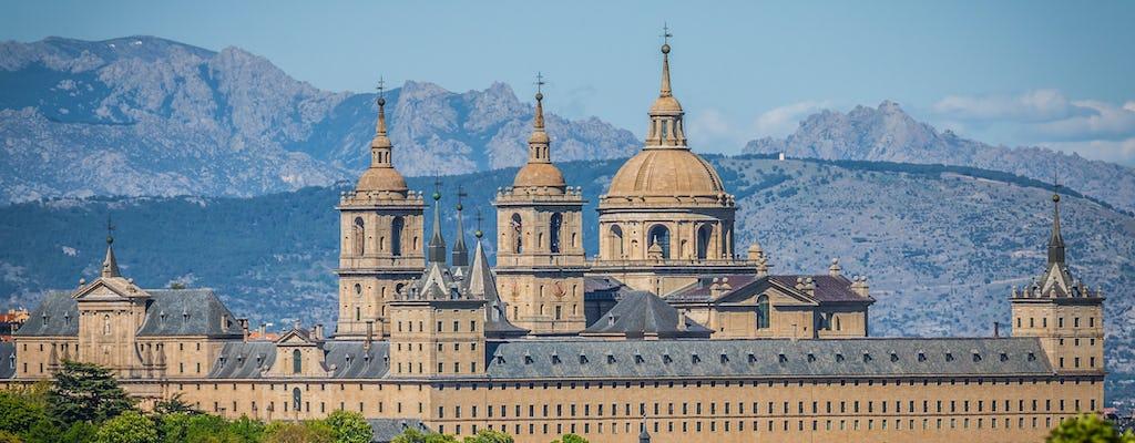 Visita guiada ao El Escorial e Vale dos Caídos