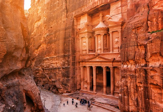 Petra full-day tour from Eilat