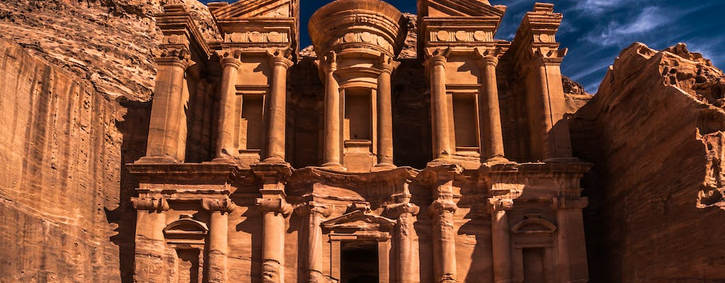 Petra full-day private tour from Eilat