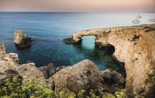 Famagusta Tour & Bootsfahrt in der Blauen Lagune