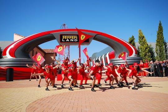 Ferrari Land 1-Day Ticket