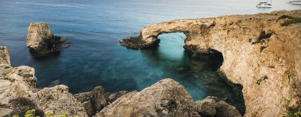 Famagusta Tour & Blue Lagoon Cruise