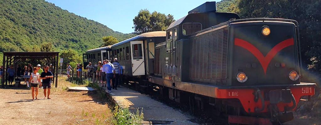 Sardynia - wycieczka Zielonym Pociągiem