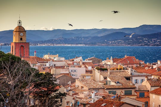 Saint Tropez full-day private tour