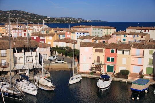 Tour di gruppo di un'intera giornata a Saint Tropez da Nizza