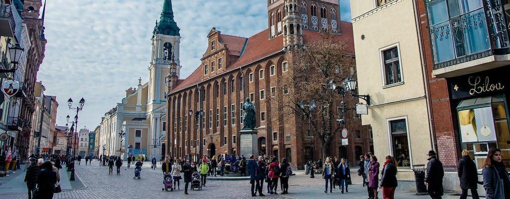 Visite privée à Torun de Gdansk