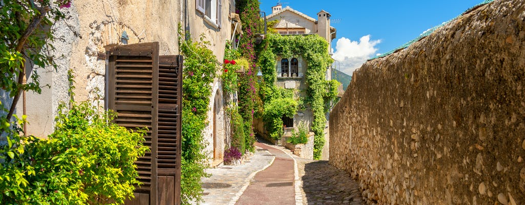 Provence countryside half-day private tour
