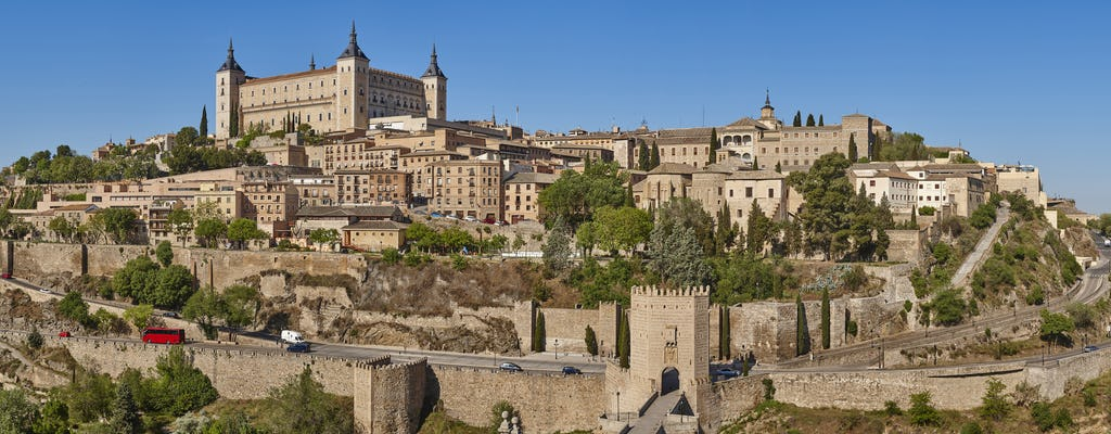 Guided tour of Toledo from Madrid