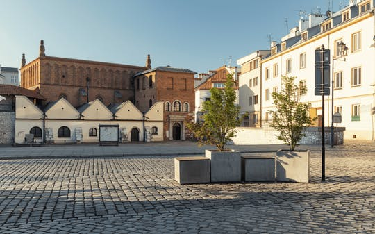 Jewish District Kazimierz walking tour