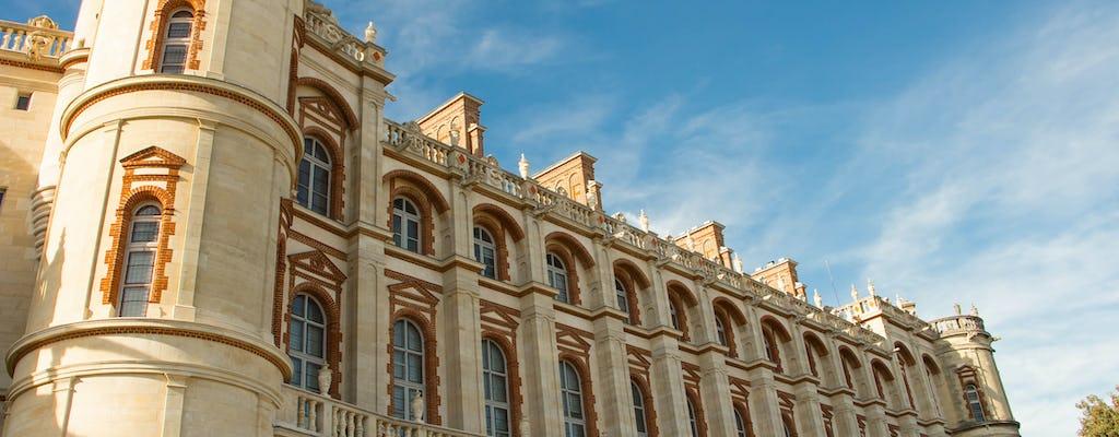 Prywatna wycieczka do zamku Saint-Germain-en-Laye