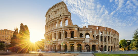 Ancient Rome and Colosseum guided tour