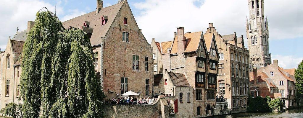 Tour privato di Bruges da Amsterdam