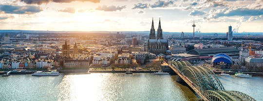 Private full-day tour to Cologne from Amsterdam with chocolate museum
