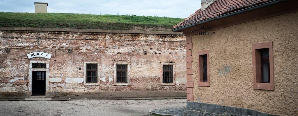 Excursão particular para grupos pequenos Terezin saindo de Praga