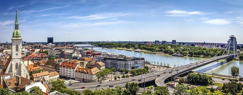 Частная экскурсия по Братиславе с транспортом из Вена