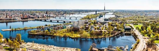 Passeio privado a pé por Riga