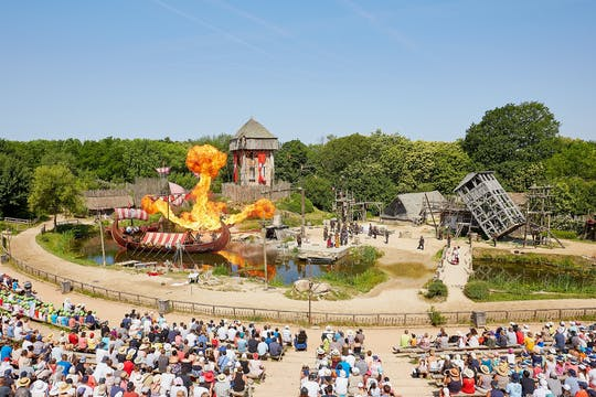Entrance ticket to Puy du Fou – Special Offer