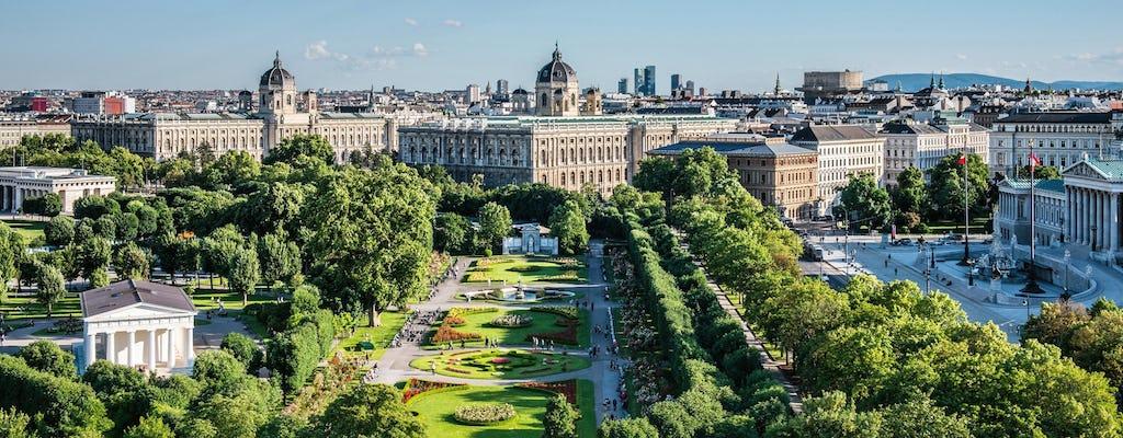 Tour privado de Viena desde Budapest