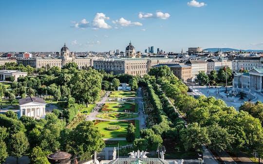 Excursão privada em Viena saindo de Budapeste