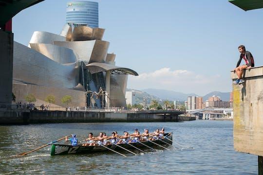 Tour a piedi di Bilbao