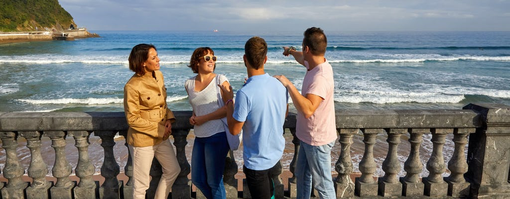 San Sebastian and Gipuzkoa coast tour from Bilbao