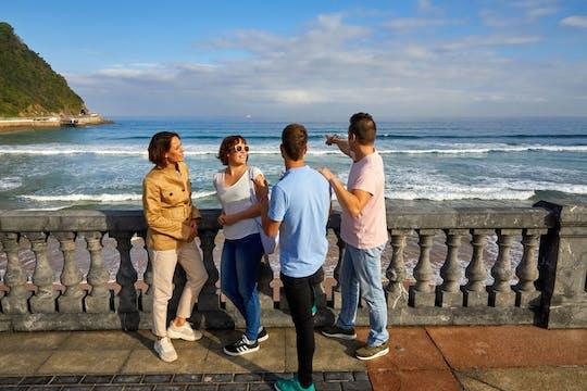 Tour della costa di San Sebastian e Gipuzkoa da Bilbao
