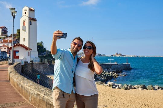 Small-group tour to Biarritz and French Basque coast from Bilbao