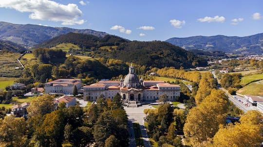 Tour mit drei Tempeln auf dem Weg des heiligen Ignatius von Bilbao