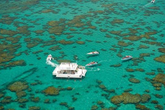 Excursión guiada a los arrecifes de Maracajau Parrachos