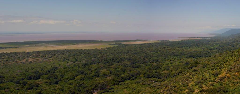 Safari de 4 dias pelo Vale do Rift