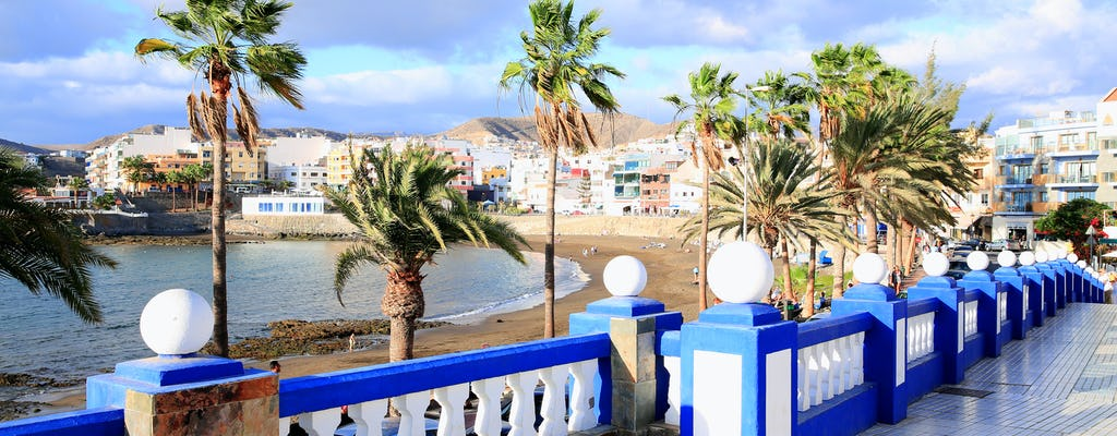 E-Bike panoramic tour of the South Coast of Gran Canaria with tapas tasting