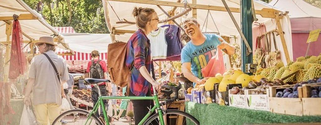 E-Bike tour of Maspalomas with visit to the San Fernando market