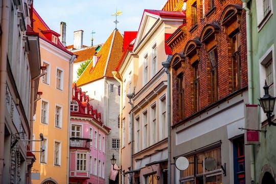 Старый город Таллинна индивидуальная пешеходная экскурсия