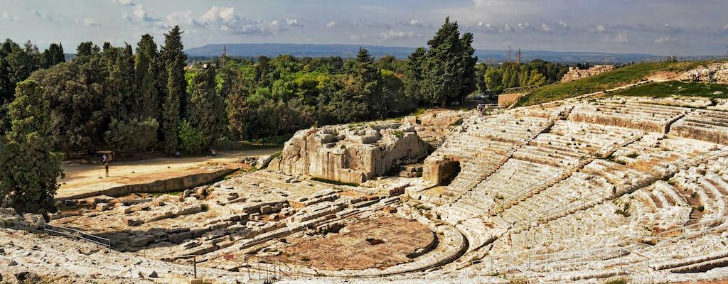 Tour archeologico del Parco della Neapolis di Siracusa