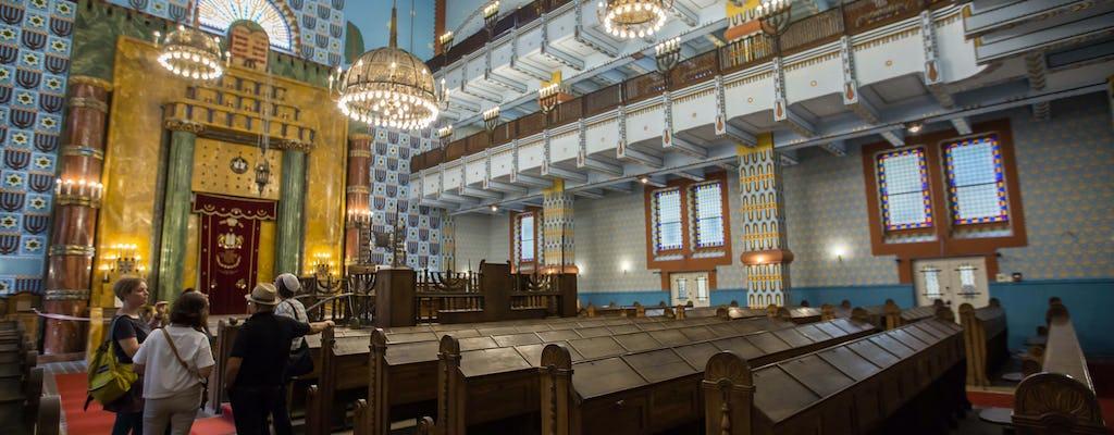 Jewish cuisine and cultural walk in Budapest
