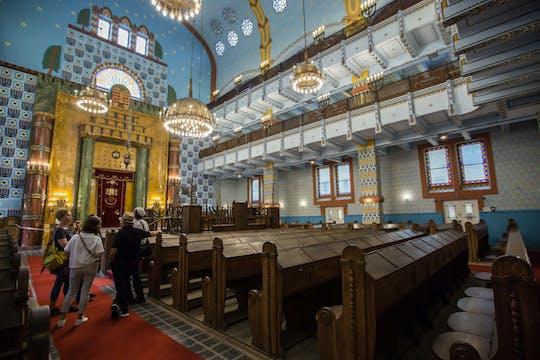 Cucina ebraica e passeggiata culturale a Budapest