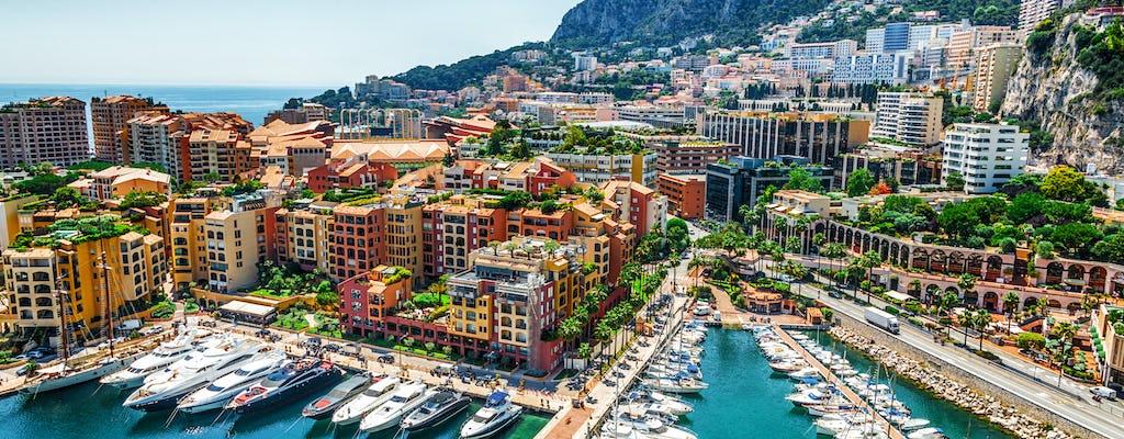 Eze, Monaco i Monte Carlo półdniowa prywatna wycieczka