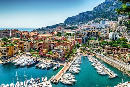 Excursão privada de meio dia a Eze, Mônaco e Monte Carlo