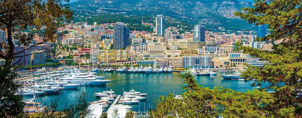 Excursion d'une demi-journée à Eze, Monaco et Monte-Carlo au départ de Nice