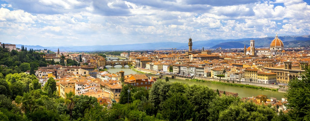 Private tour of Florence for families with kids
