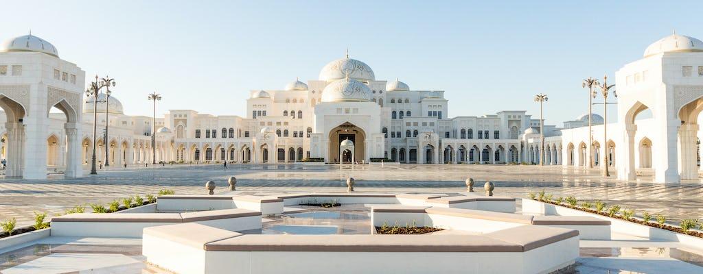 Лучшие авиабилеты Абу-Даби достопримечательности