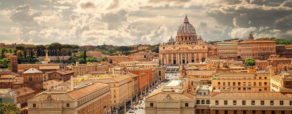 Family-friendly tour of Rome